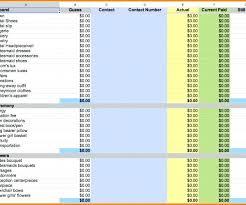 Blank Wedding Planning Checklist Printable Blank Wedding Planning Checklist Excel Download Free