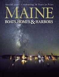 Maine Harbors Tide Chart Mbh H 30th Anniversary Issue Sep Oct 2017 148 By Maine