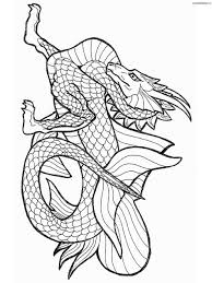 Small Picture Coloring Pages Chinese Dragon Coloring Pages To Download And