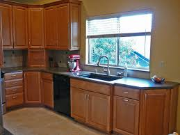 brown painted kitchen cabinets. Dark Brown Kitchen Cabinets With Stainless Steel Appliances  White Island Chocolate Brown Painted Kitchen Cabinets