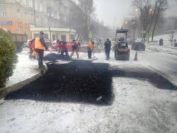 Все дороги, которые отремонтируют в Украине в этом году, будут иметь 5-летнюю гарантию, - Омелян - Цензор.НЕТ 8496