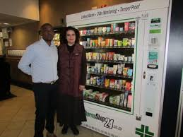Over The Counter Medication Vending Machine