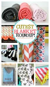 the cutest baby blanket roundup lots of great diy tutorials
