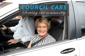 council cabs service