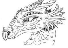 Small Picture Realistic Dragon Coloring Pages Printable DRAGON COLORING PAGES