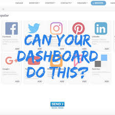 social media dashboard 7 benefits of a social media dashboard