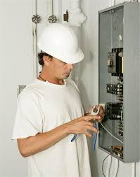 electrician fixing fuse box stock photos page 1 masterfile electrician fixing fuse box an electrician trimming wire as he hooks up an electrical panel