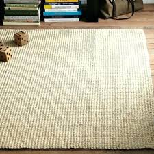 jute boucle rug ivory review