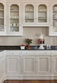 Polished Black Marble Countertops With Off White Cabinets White Cabinets Marble Countertops S64