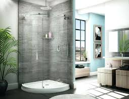 curved shower doors barn door style exposed roller sliding curved shower enclosure glass curved glass shower door handles