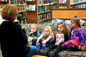 Story Time at Oakland Public Library | Kat Country Hub