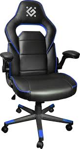 Игровое <b>кресло CORSAIR</b> CL-361 BLACK/BLUE 64361 <b>DEFENDER</b>