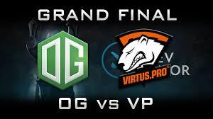 og vs vp grand final kiev major 2017 highlights dota 2 part 2