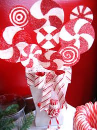 Large Candy Cane Decorations Large Candy Decorations 54