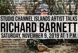 Artist Talk: Richard Barnett
