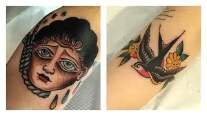 татуировка в барселоне