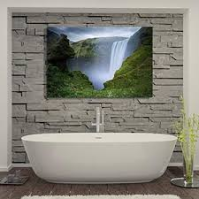 relaxing spa canvas wall art on sepia bathroom wall art with canvas wall art for bathroom icanvas