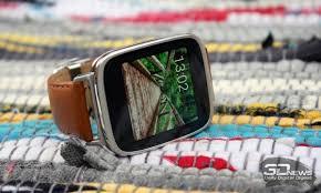 Обзор <b>умных часов ASUS ZenWatch</b>: это надо видеть / Носимая ...
