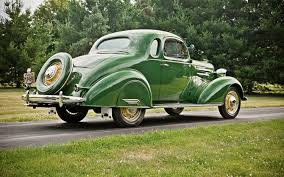 Collectible Classic: 1935-1936 Chevrolet Master DeLuxe ...