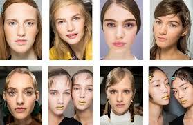 9 makeup trends ss 2016 face tops the list