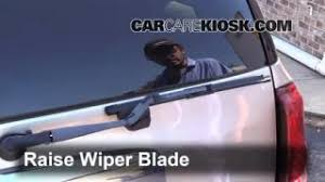 interior fuse box location buick rainier buick rear wiper blade change buick rainier 2004 2007