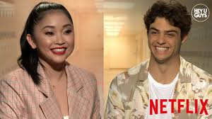 Me hitting play on to all the boys i've loved before for the 5th time in as many days. Exclusive Lana Condor Noah Centineo Reveal The Secrets Of Netflix S To All The Boys I Ve Loved Before Heyuguys