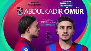 PES 2021 Abdulkadir ÖMÜR Face   Trabzonspor
