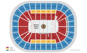 Td Bank Arena Boston Seating Chart Tickets Boston Bruins Vs Buffalo Sabres Boston Ma At