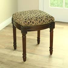 vanity and stool leopard print upholstered vanity stool vanity chairs uk vanity and stool