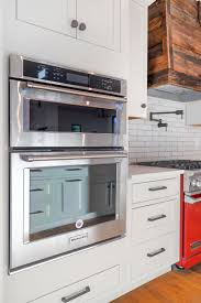 Revolve Design Build Rise Double Wall Ovens With Reclaimed Wood Revolve Design