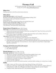 Film Production Resume Template Best Filmmaker Resume Template Film Crew Resume Template Film Production