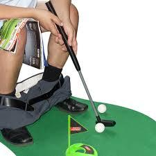 Sports Bathroom Accessories Bathroom Golf Game Bathroom