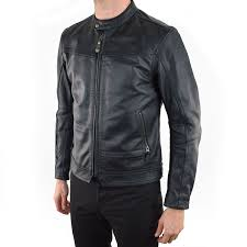 rsd walker leather jacket black side