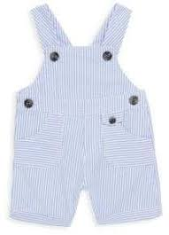tartine et chocolat baby s striped overalls saks fifth avenue gifthead