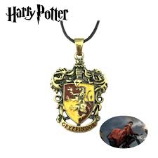superheroes brand harry potter necklace pendant color gryffindor crest s books cosplay jewelry by superheroes com