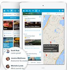 Itinerary Builder Travefy