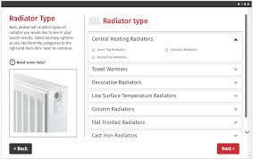 Radiator Output Chart Radiator Calculator Btu Calculator Wolseley