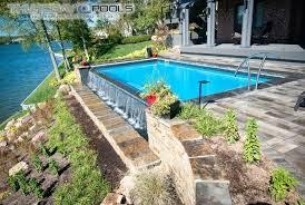 infinity pool designs design pools fiberglass manufactures of in ground drawings f83 drawings