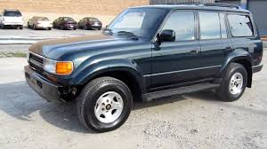 1993 Toyota Land Cruiser For Sale Chicago - YouTube