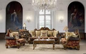 Victorian Style Living Room Furniture Luxury Formal Living Room Furniture Chenille Fabric W Carved Wood