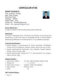 Resume Format For Diploma In Civil Engineering Diploma In Civil
