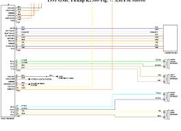 2000 gmc sonoma radio wiring diagram wiring diagrams best 2000 gmc radio wiring diagram wiring diagrams best 2001 gmc sonoma repair diagram 2000 gmc sonoma radio wiring diagram