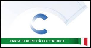 Risultati immagini per immagine carta identità elettronica