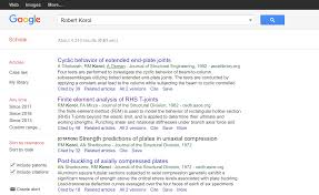 Using Google Scholar To Check Author Expertise Web Literacy For