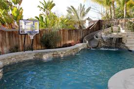 Diy Pool Waterfall Must Have Accessories For Your Dream Pool Hgtvs Decorating
