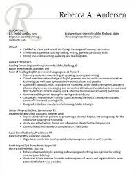 Resume Personal Attributes Templates Best of Fresh Personal Attributes On Resume 24 About Remodel Templates Word