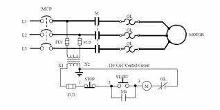 start stop motor control circuit facbooik com 3 Wire Start Stop Diagram motor starter wiring diagram start stop 3 wire start stop switch wiring diagram