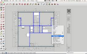 sketchup tutorial draw plan from pdf 20