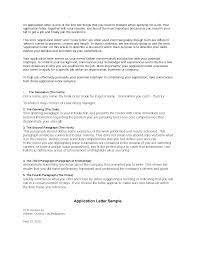 Application Letter For The Fresh Graduates Docsity