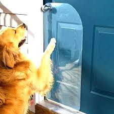 sliding glass door protector dog how to stop from scratching s scratched anti scratch prevent guard
